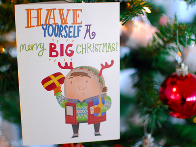 Big Issue - Christmas Cards